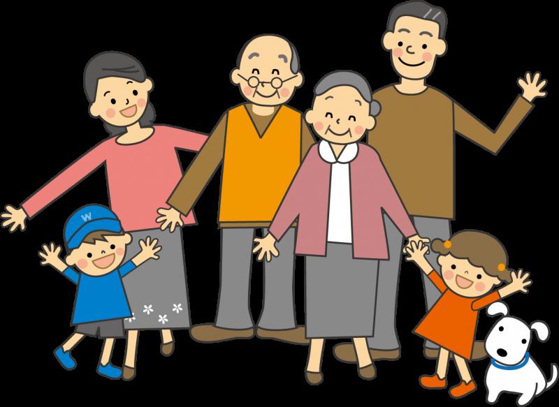 Học từ vựng tiếng anh theo chủ đề gia đình