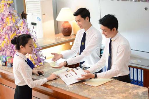 Ngành quản trị khách sạn khối thi nào?